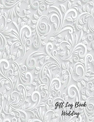 Gift Log Book Wedding: Gift ()