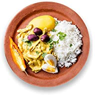 Takeout Kit, Peruvian Yellow Pepper Chicken Meal Kit, Serves 4