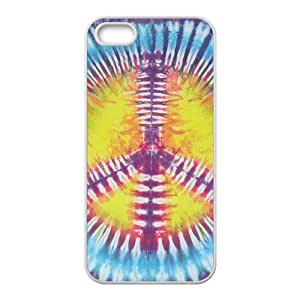 Colorful Abstract spacecraft Cell Phone Case for Iphone 5s