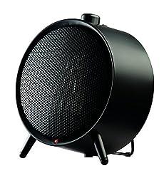 Honeywell HCE200B Uberheat Ceramic Heater, Black