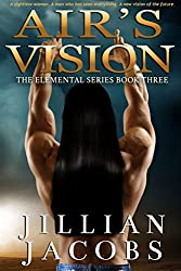 Air's Vision (The Elementals Series Book 3)