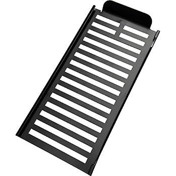 4x10 White Oak Wood Flush Mount Floor Register Vent Cover