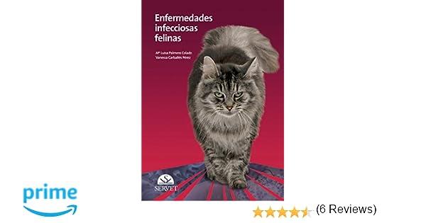 Enfermedades infecciosas felinas - Libros de veterinaria - Editorial Servet: Amazon.es: María Luisa Palmero Colado, Vanessa Carballés Pérez: Libros