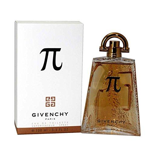 Givenchy Pi Eau De Toilette Spray for Men, 3.3 Fl. Oz. PI10M