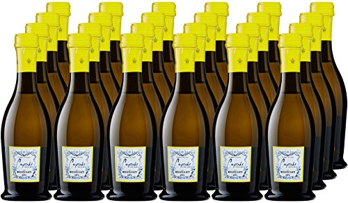 Cupcake Vineyards Moscato D'Asti 187mL 24 Pack Sparkling Wine