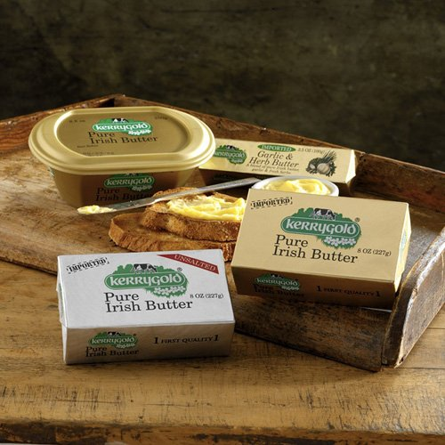 (Kerrygold Pure Irish Butter - Salted (8 ounce))