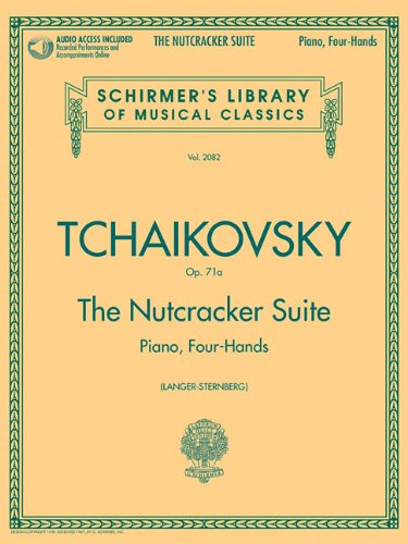 - Tchaikovsky - The Nutcracker Suite, Op. 71a: Schirmer Library of Classics Volume 2082 Piano Duet Play-Along (Schirmer's Library of Musical Classics)