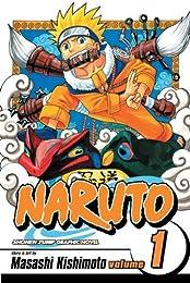 Naruto, Vol. 01: Uzumaki Naruto