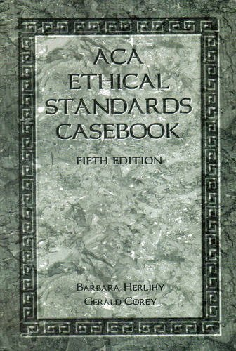 Aca Ethical Standards Casebook -