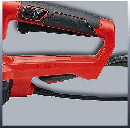 Einhell Expert GE-EH 7067- Recortasetos eléctrico 700W (longitud de corte: 670mm, longitud de la hoja: 710mm, espacio entre dientes: 30mm, Corte por ...