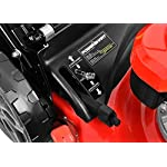 """Powersmart db2322s 22"""" 3-in-1 196cc gas self propelled lawn mower 16 powered by 196 cc engine delivering the right amount of power in a compact, lightweight package easy pull starting 3-in-1 bag, side discharge and mulching capability allows you to spread grass clippings to the side, returning key nutrients to your lawn so your grass can grow healthy and thick"""