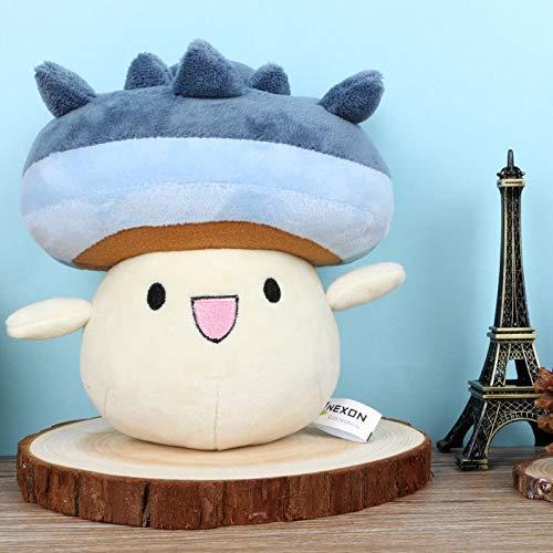 (Maplestory Horny Mushroom Plush Doll 20CM)