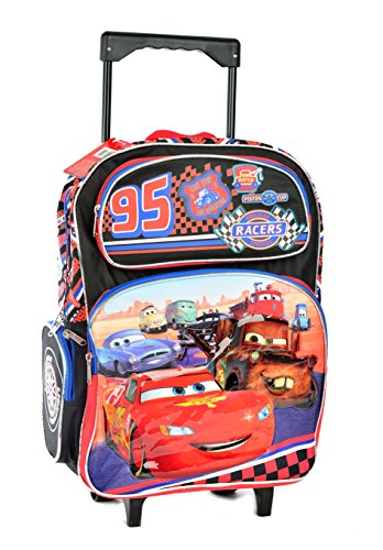 Christmas Disney Rolling Backpack Approximately
