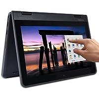 2016 Lenovo Thinkpad Yoga 11E 11.6 Touchscreen 1366x768 Convertible Ultrabook, Intel N3150 Quad-Core 1.6 GHz, 128GB SSD, 4GB RAM, 802.11ac, Bluetooth, HDMI, HD webcam, Win10 Pro 64-bit