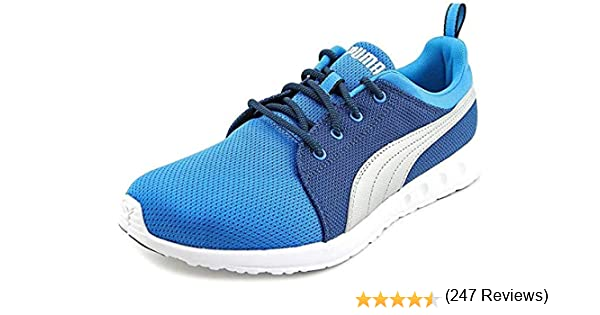 Puma Carson Zapatillas de correr para hombre, color Azul, talla 43 ...