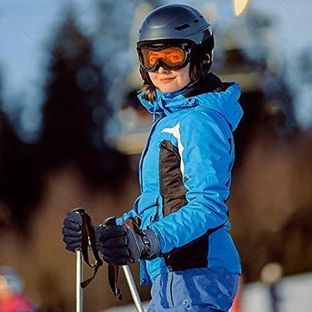 Gants d/'Hiver /Écran Tactile Chauds /Étanches Prot/ègent du Vent pour Ski Snowboard et Les Activit/és dhiver en Plein Air Unigear Gants de Ski