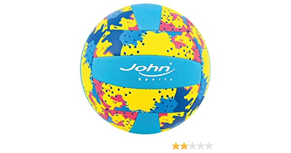 John 52730 Volleyball Crazy Skull - Pelota de voleibol (talla 5 ...
