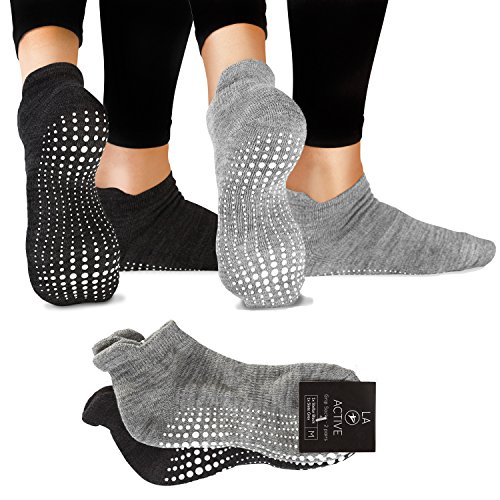 Active Grip Socks Pilates Covered