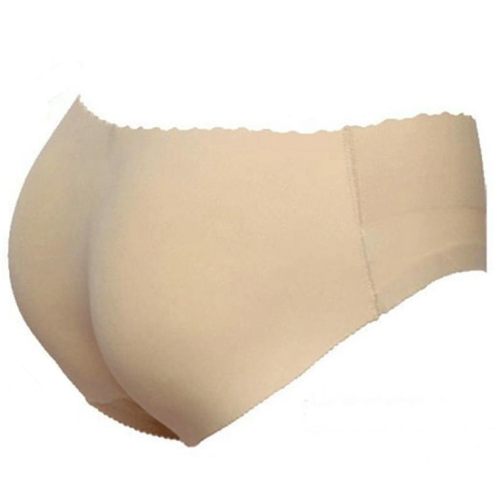 Charberry Fashion Lady Padded Seamless Butt Hip Enhancer Shaper Underwear