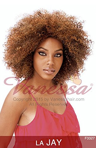 Vanessa Synthetic Hair Half Wig LA JAY