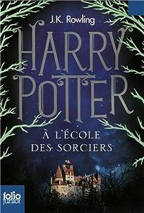 vignette de 'Harry Potter n° 1<br /> Harry Potter à l'école des sorciers (Joanne Kathleen Rowling)'