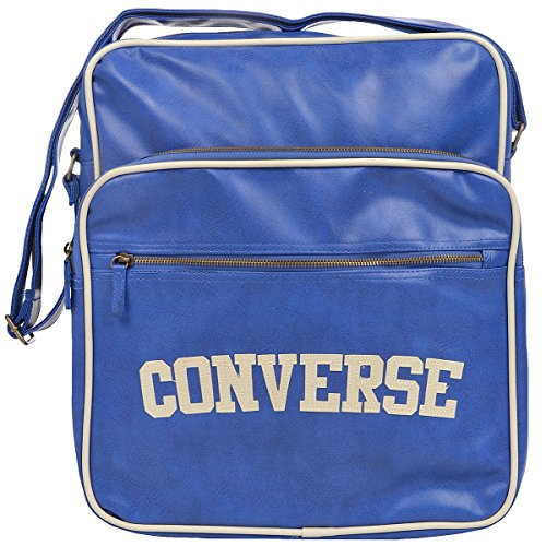 Converse Shoulder Bag Vertical reporter Heritage PU blue 407 Midnight Lake