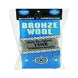 Homax 123100 20 Pack Fine Grade Bronze Wool, 3 Pads / Pack