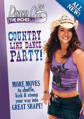 Exercise+DVD Products : Dance Off The Inches: Country Line Dance Party