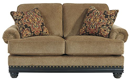 Two Seat Upholstered Sofa - 3