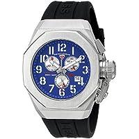 Swiss Legend Men's 10542-03 Trimix Diver Analog Display Swiss Quartz Black Watch