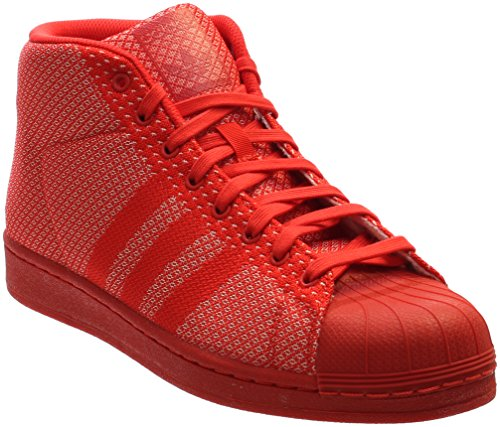 adidas Mens Pro Model Weave Red AQ2725 (SIZE: 11) (Weave Shell)