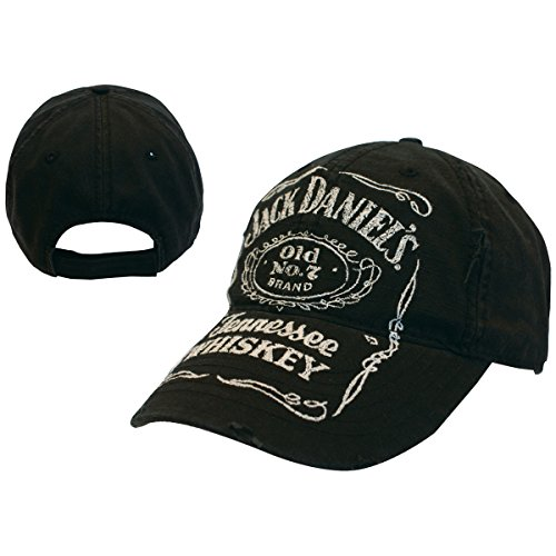 jack-daniels-logo-official-new-black-adjustable-strapback-baseball-cap