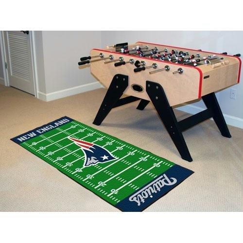 Fanmats New England Patriots Team Runner