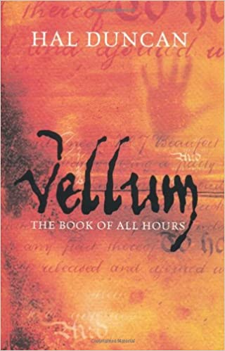 Vellum The Book Of All Hours Amazon Hal Duncan