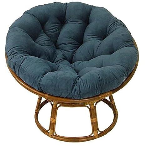 Peachy International Caravan Rattan Papasan Chair With Cushion Dailytribune Chair Design For Home Dailytribuneorg
