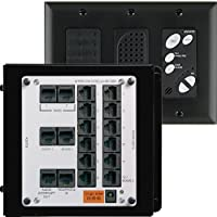On-Q/Legrand inQuire Intercom Module & Main Console, Black (IC1002-BK)