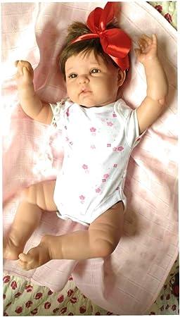 Amazon.es: Bebés reborns muñeca Reborn Newborn muñecas exclusivass Silicona muñecos hiperrealistas muñecas realistas bebés reborns Hechas en España fabricación española babyborn: Juguetes y juegos