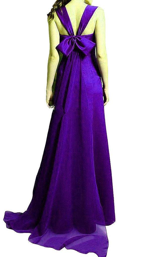 39ec8bc5a0 Amazon.com  Snow Lotus Women s Sapphire with Evening Dress Bridesmaid  Dresses  Clothing