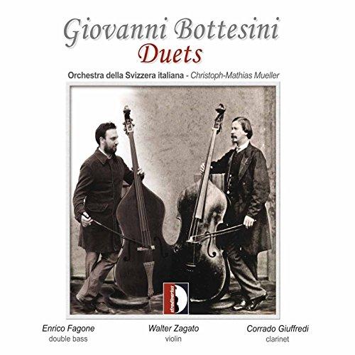 Bottesini: Duets