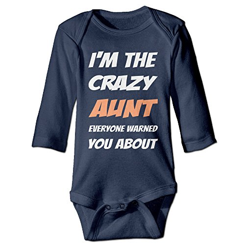 I Am Crazy Baby Onesie - 6