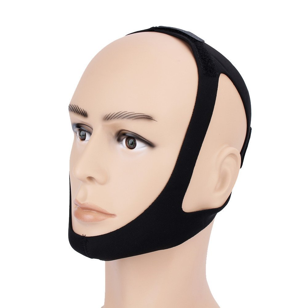 Professional Anti Stop Snore Snoring Chin Strap Belt