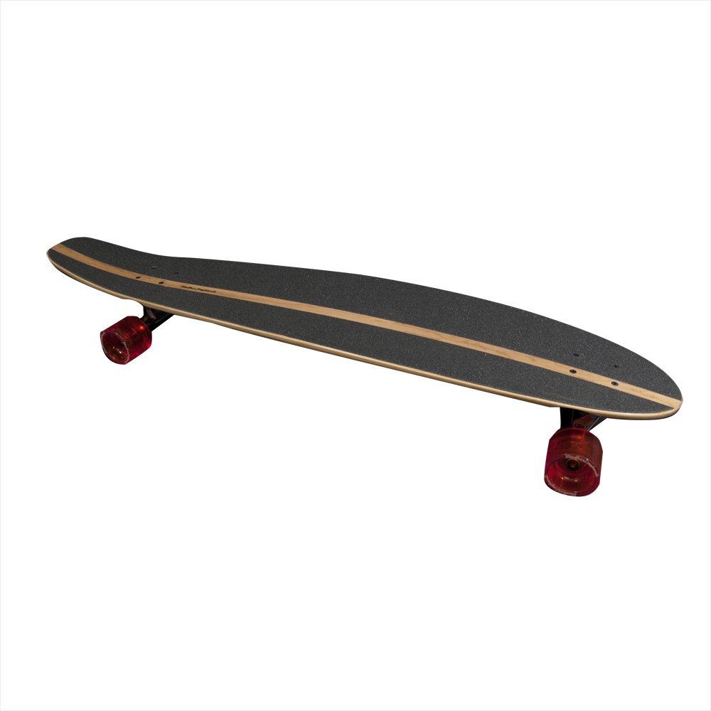 Mindless Marauder Longboard Orange ML2200