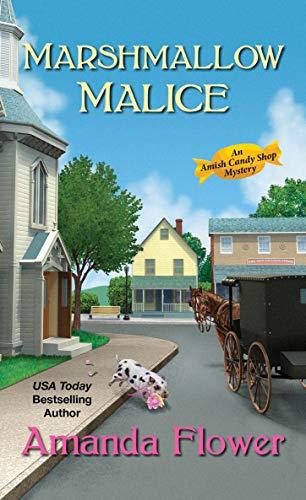 Book Cover: Marshmallow Malice