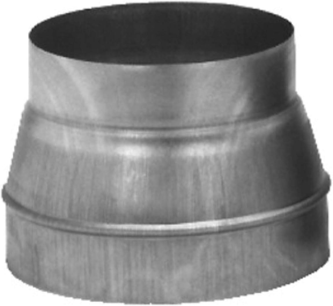 r/éduction conique diam/ètre 250 vers 160 en galva unelvent 860797