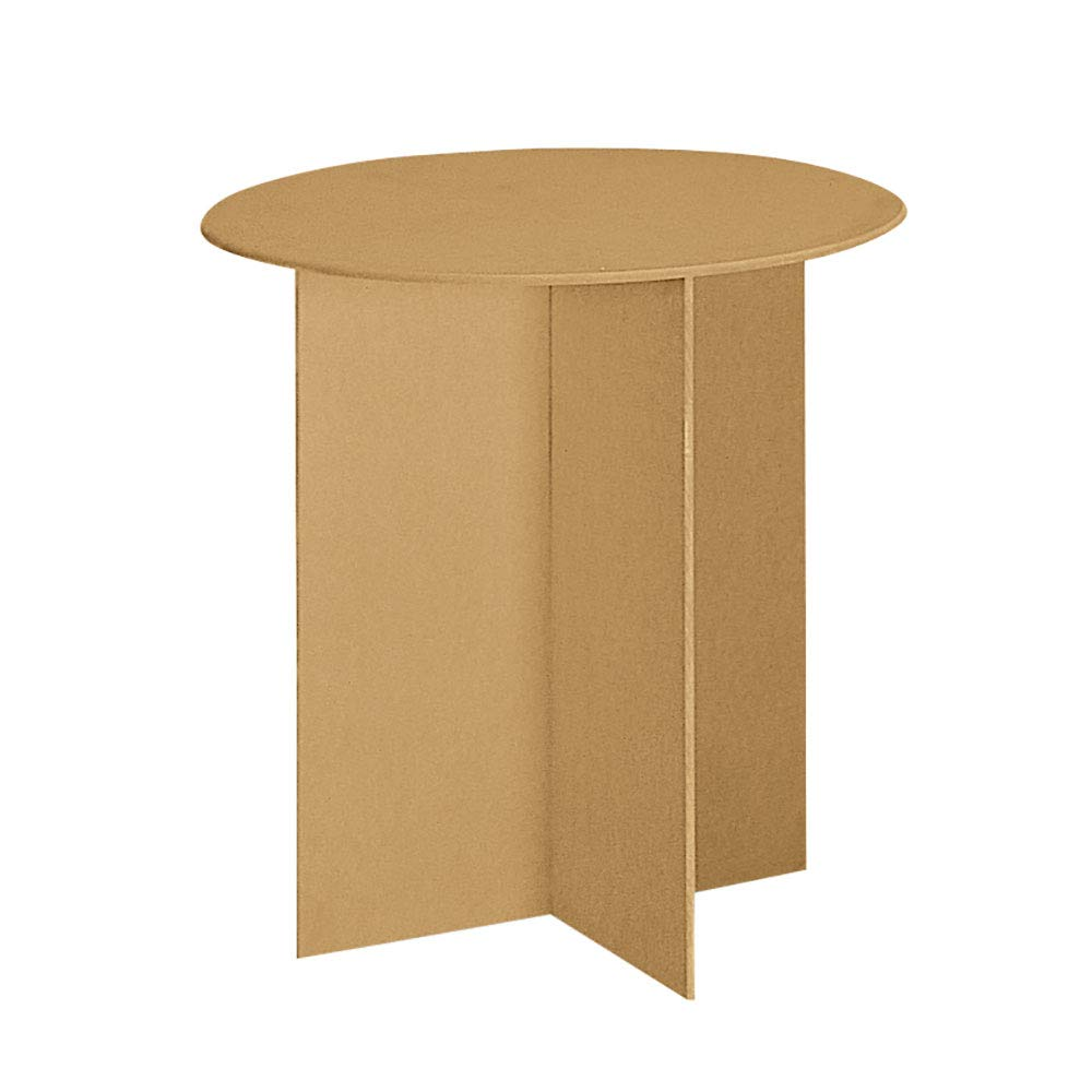 Round Wood Display Table - 30 Store Supply Warehouse