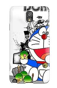 For Galaxy Note 3 Premium Tpu Case Cover Doraemon Protective Case