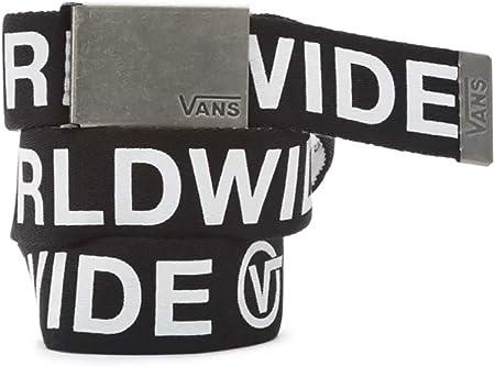 Vans LONG DEPSTER WEB BELT Cinturón 120 cm talla única ajustable