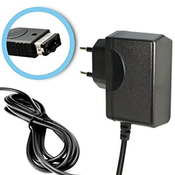 Cargador (100 - 250 V) para Nintendo DS, Game Boy Advance ...