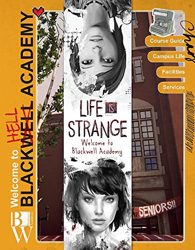 Life is Strange: Welcome to Blackwell Academy by Titan Books