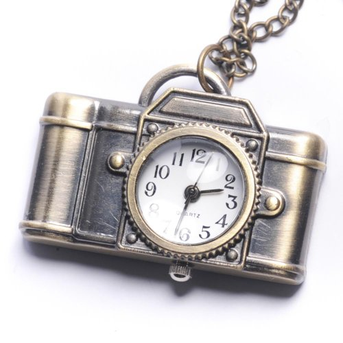 81stgeneration-womens-brass-vintage-style-camera-pocket-watch-chain-pendant-necklace-78-cm